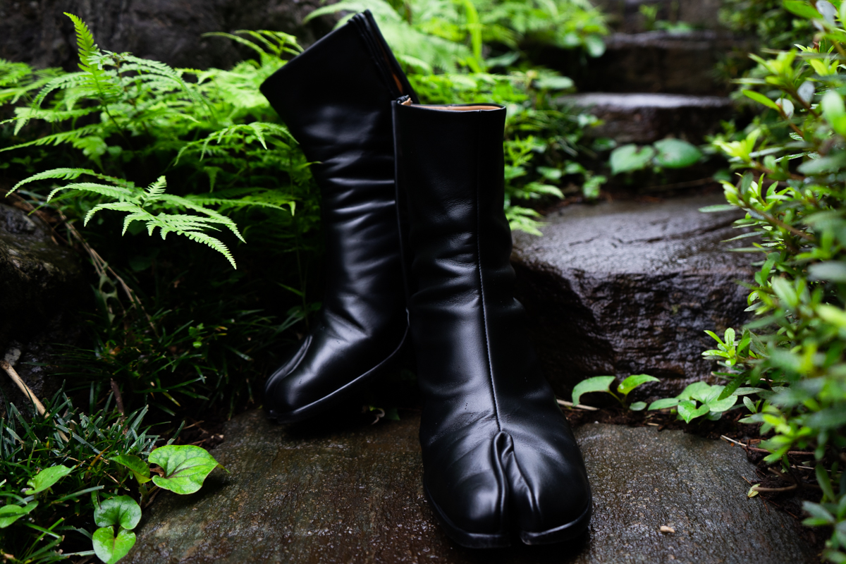 【Maison Margiela】7cmヒール!メンズ足袋ブーツ購入レビュー