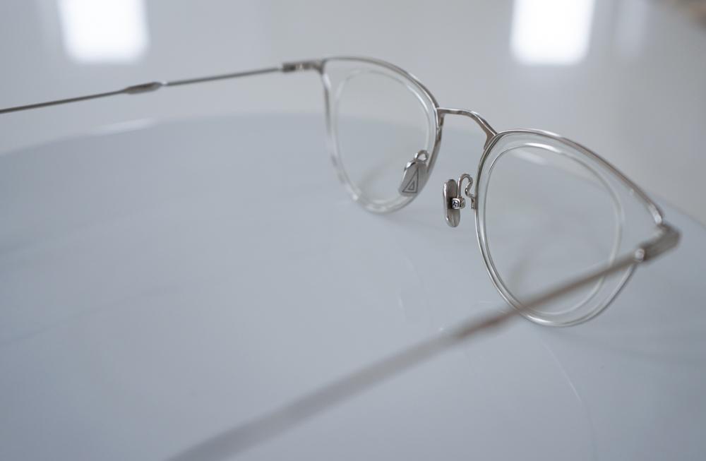 しばゆー着用眼鏡 金子眼鏡×ISSEY MIYAKE EYES レビュー