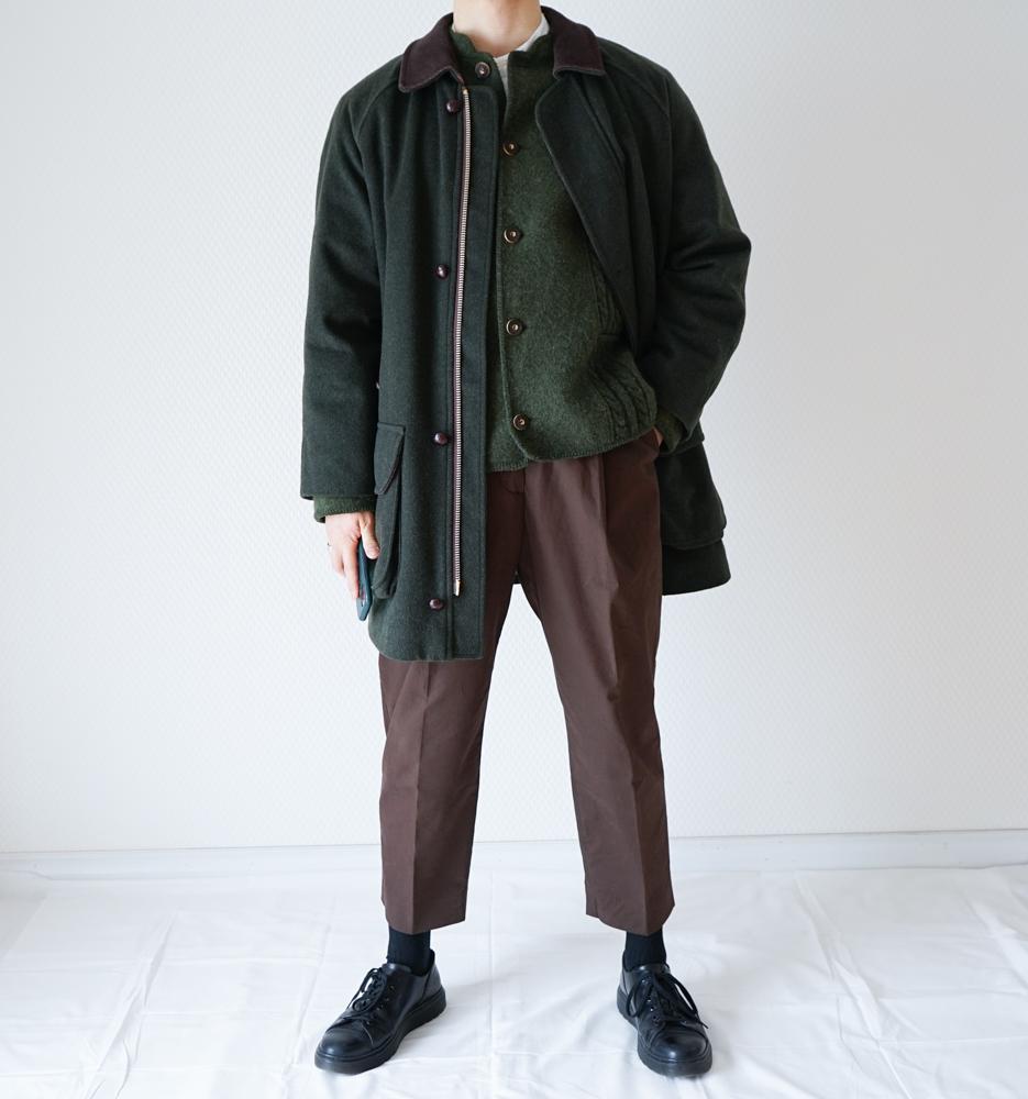 【Barbour】ローデンジャケット購入レビュー!バブアーマニア求む!